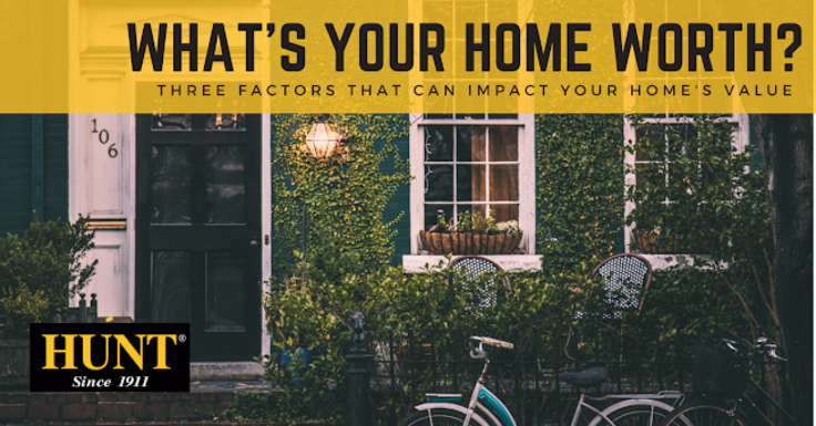 What's Your Home Worth? - HUNT Real Estate Corporation Blog
